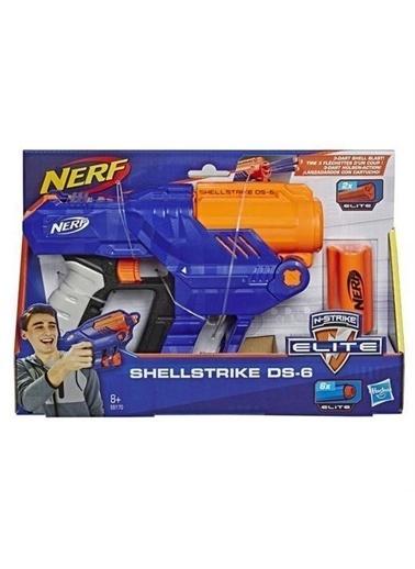 Hasbro Nerf Elite Shellstrike DS-6 Renkli